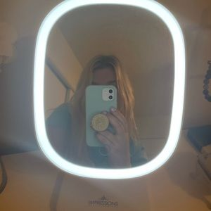 LED Touch Makeup Mirror